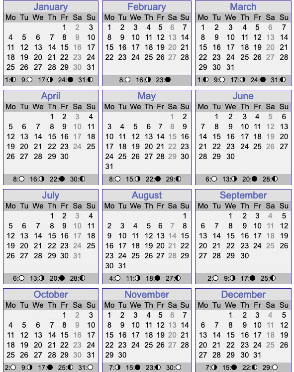 Nepali Calendar 2077